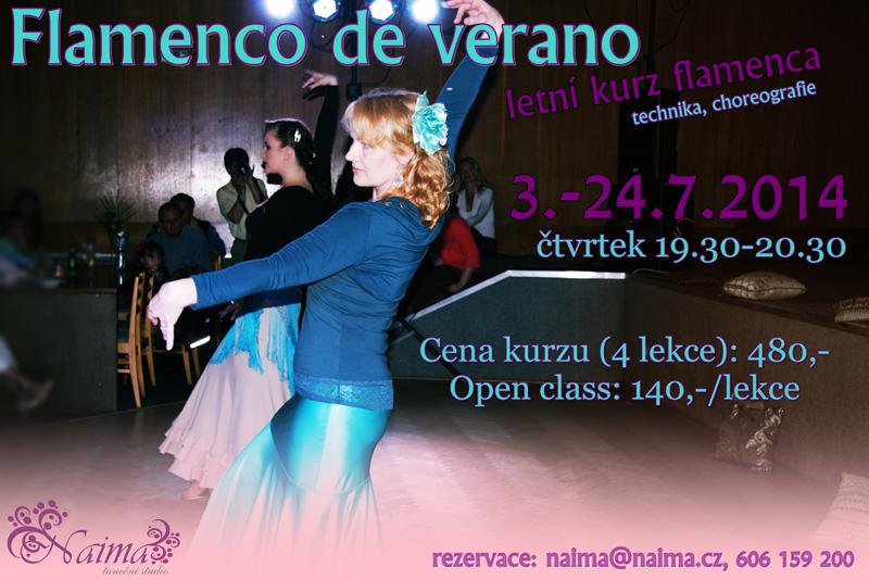 Flamenco de verano